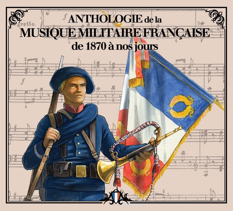 Anthologie de la musique militaire française vol 2