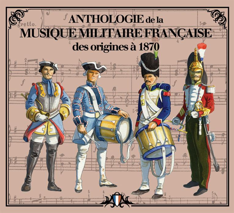 Anthologie de la musique militaire française
