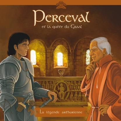 Perceval et la quete du Graal