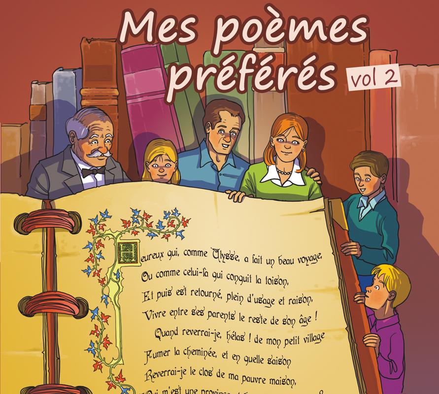 Mes poèmes préférés vol2