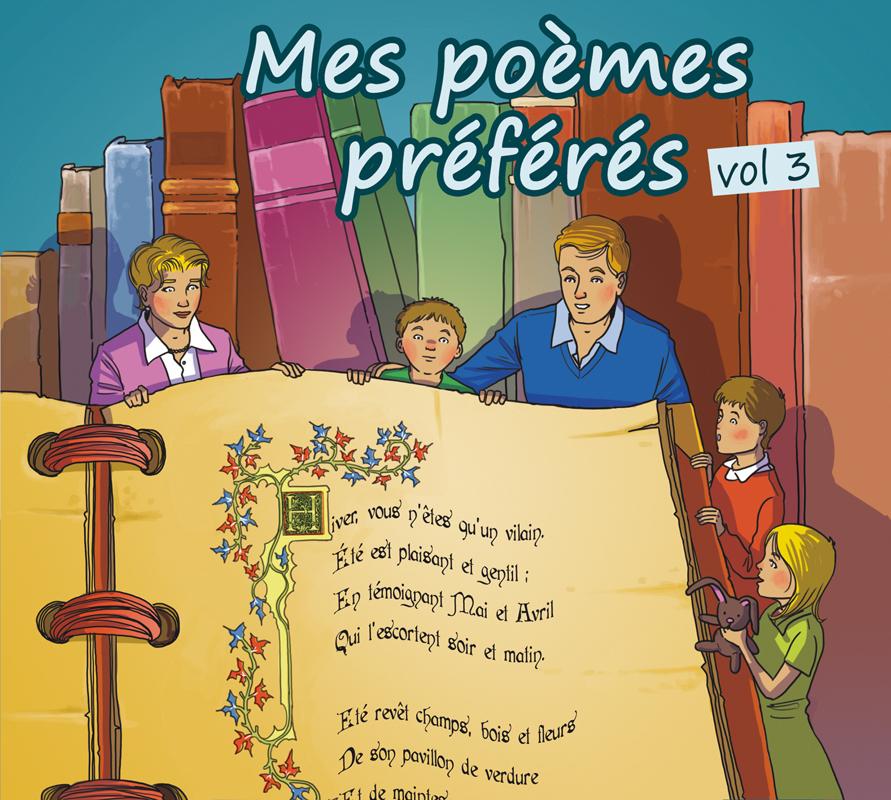 Mes poèmes préférés vol3